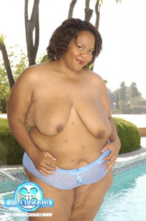 Miriella ssbbw escort girl SeaTac